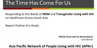 APN Plus Regional Study on Community HIV Testing and Counseling (HTC)