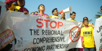 Statement Of APN+ On The 12th Round Of Regional Comprehensive Economic Partnership (RCEP) Agreement Negotiations